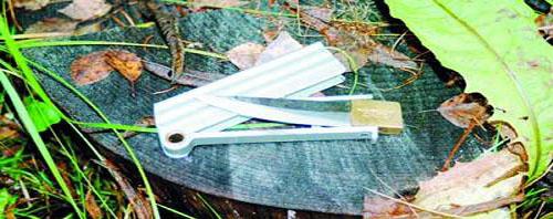 Складной охотничий нож Розелли